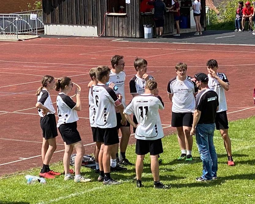 2. Runde Regio-MS Korbball Jugend 2021