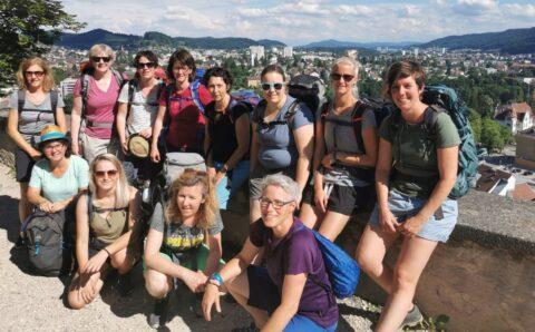Turnfest Alternativprogramm der Damenriege