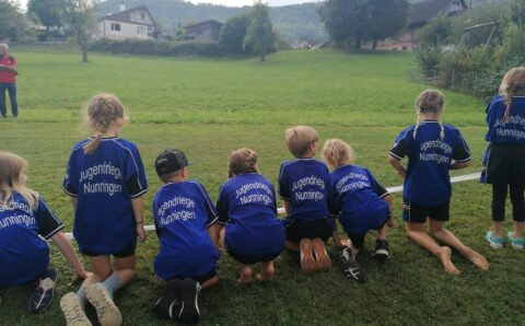Jugendsporttag – unsere Jüngsten im Einsatz